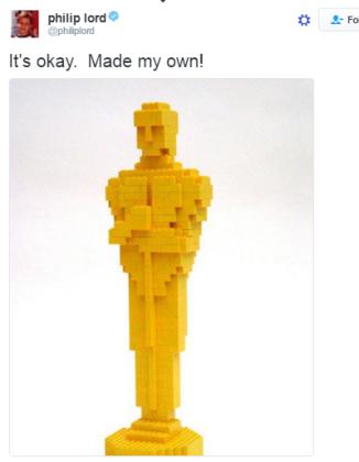 lego movie oscar1